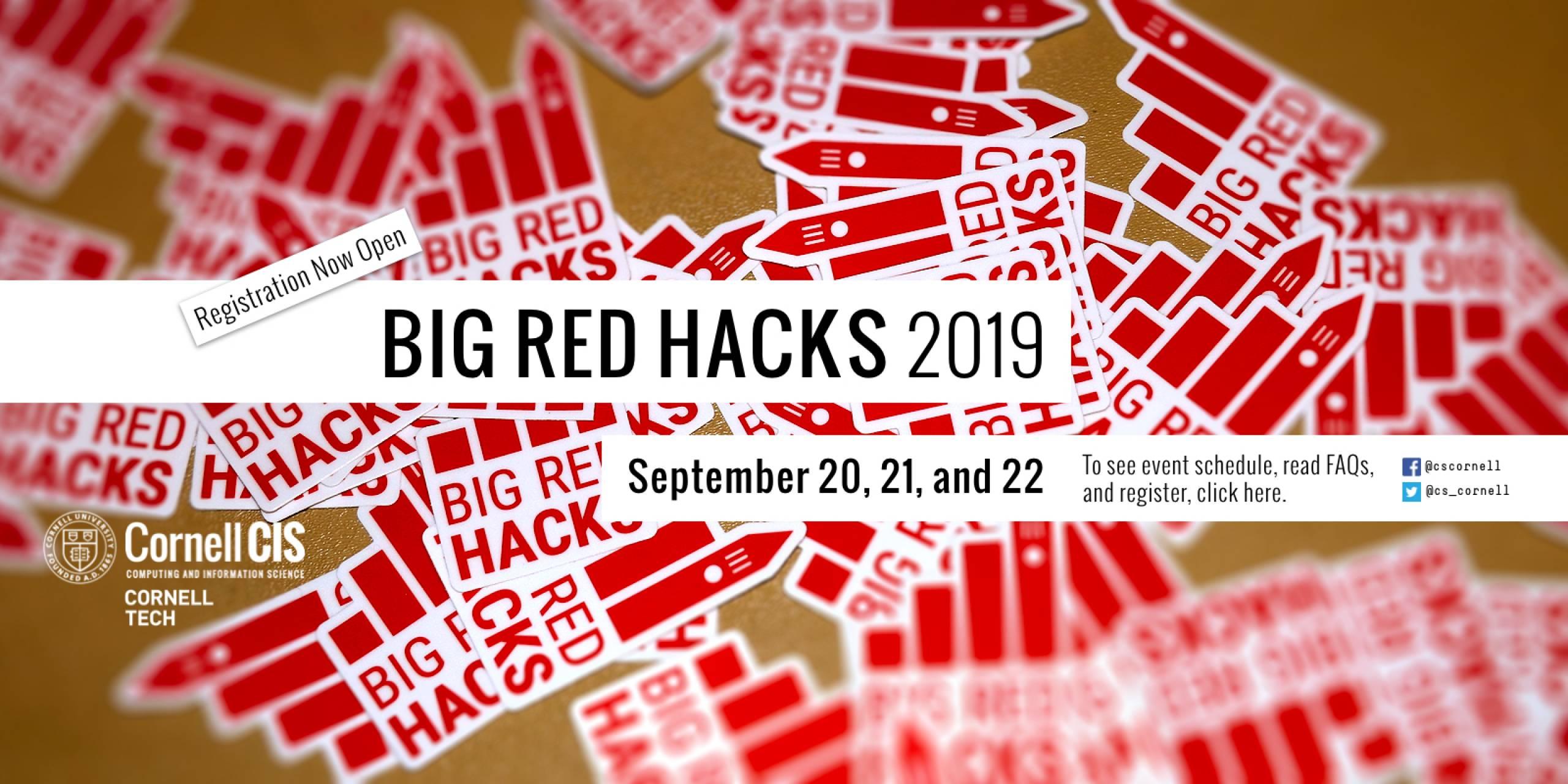 Big Red Hacks 2019