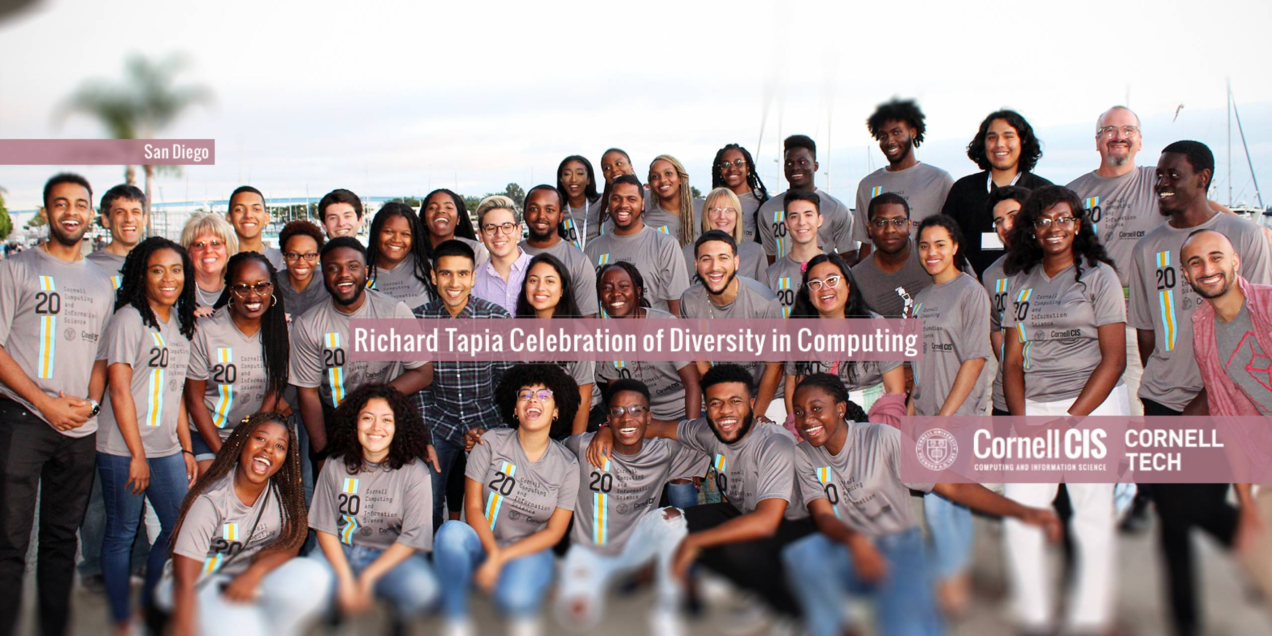 Richard Tapia Celebration of Diversity in Computing