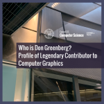 Who is Don Greenberg? Profile of Legendary Contributor to Computer Graphics