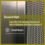 Research Night — Spring 2021