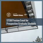 STEM Preview Event for Prospective Graduate Students