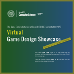 GDIAC Presents the 2020 Virtual Game Design Showcase